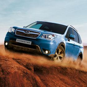 Прайс-лист Subaru<span>Брошюра прайс-лист для автомобиля Subaru Forester</span>