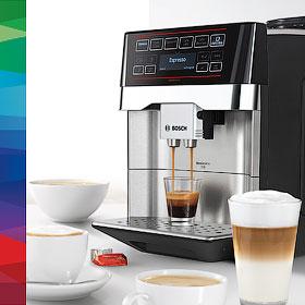 Каталог кофемашин Bosch<span>Дизайн и верстка каталога Bosch</span>