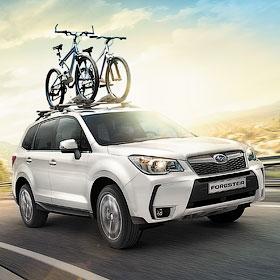 Subaru Forester буклет прайс-лист<span>Верстка и дизайн буклета для Subaru Forester</span>