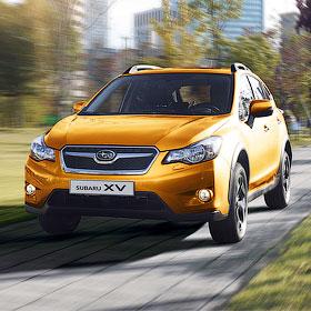 Subaru XV буклет прайс-лист<span>Верстка и дизайн буклета для Subaru</span>