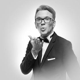 Ведущий Илья Пресли<span>www.топ10ведущих.москва</span>