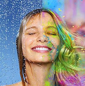 GROHE RAINSHOWER<span>Рекламная кампания</span>
